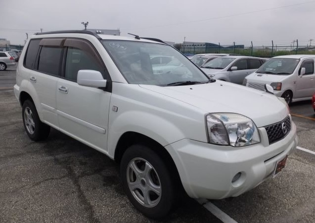 image: 2004 NISSAN X-TRAIL