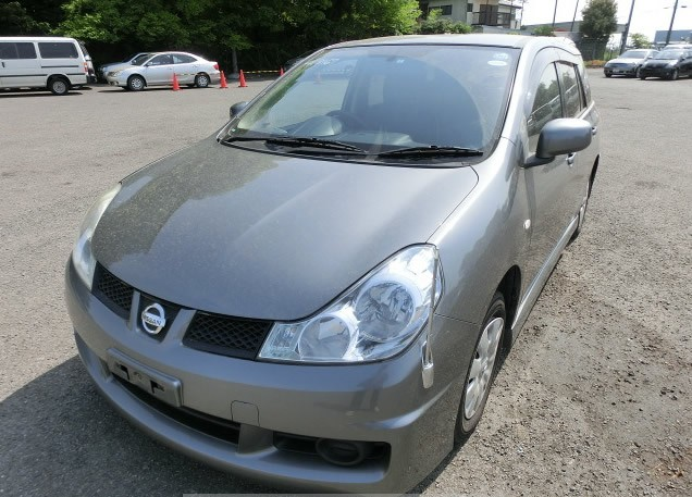 image: 2009 NISSAN WINGROAD
