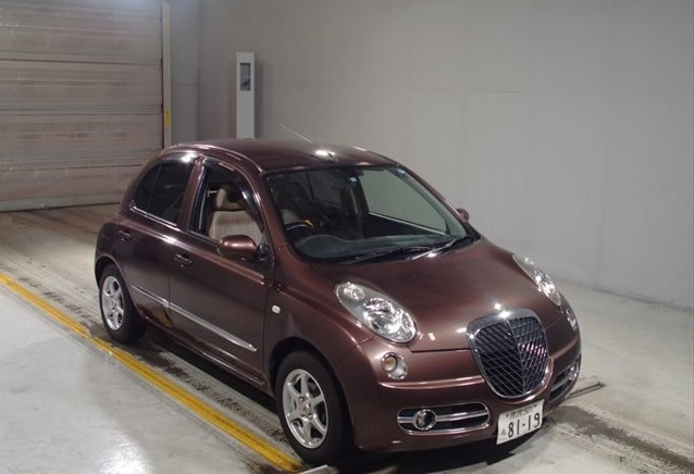 image: 2005 NISSAN MARCH