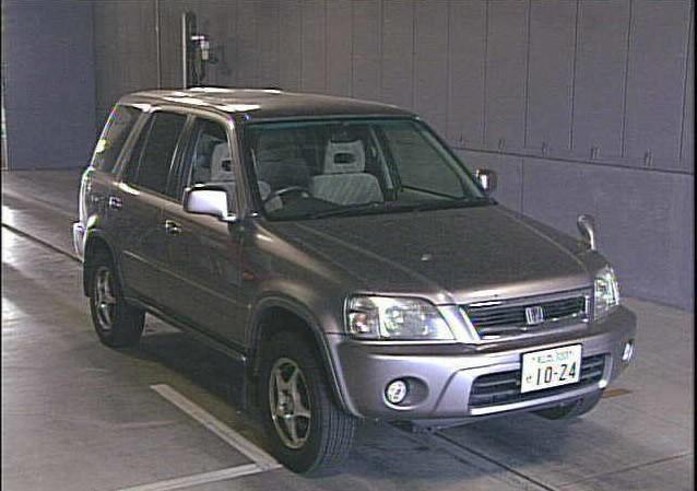 image: 2000 HONDA CR-V