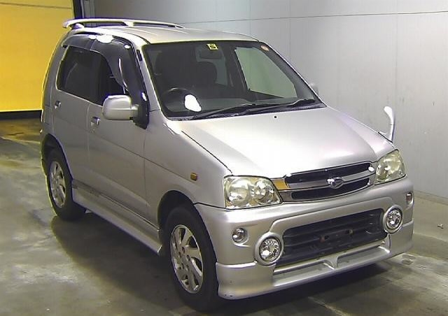 image: 2002 DAIHATSU